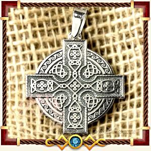 Кельтский крест в Краснодаре